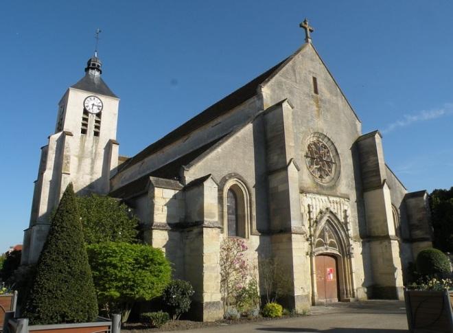 Eglise Saint-Denis de Quincy-Voisins