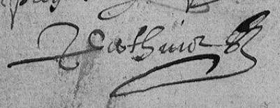 Sylvain Perthuys signature 1615 Limeray
